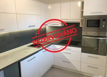 REZERVOVÁNO - Pronájem moderního bytu 2+1 v os.vl.,  55m2, ul. Svazácká, Ostrava - Zábřeh