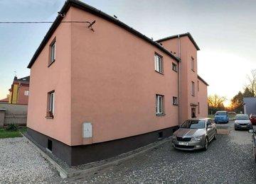 Pronájem zrekonstruovaného bytu 2+kk, 40m² Ostrava - Vítkovice, ul. Syllabova