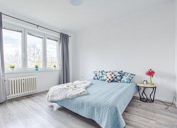 Pronájem zrekonstruovaného družstevního bytu 2+1, 55m²  Ostrava - Poruba ul. Španielova