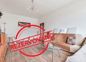Prodej bytu 1+1, 40m²  Karviná - Hranice, ul. Flemingova
