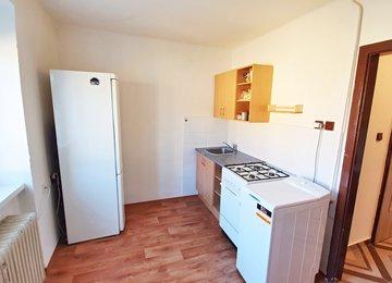 Pronájem nezařízeného bytu 1+1, 28 m2, ul. Lískovecká, Frýdek-Místek