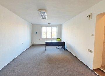 Pronájem kanceláře, 25 m2, ul. Malé náměstí, Frýdek-Místek