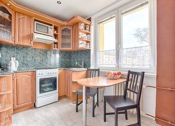 Prodej družs. Bytu 2+1+balkon/56m² - ul. Březová, Karviná - Ráj