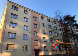 Pronájem bytu 2+1, 54m² - Karviná Mizerov - tř. Těreškovové