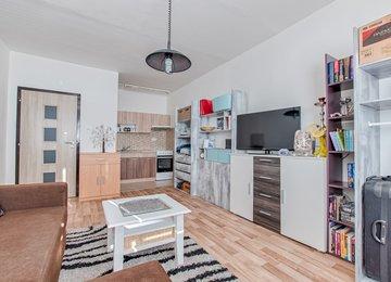 Prodej bytu 1+kk v os.vl. o rozloze 32.91 m² užitné plochy, ul. Klicperova, Frýdek-Místek