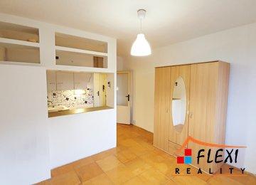 Pronájem bytu 1+kk, 21 m², ul. Vítězslava Nezvala, Frýdek-Místek