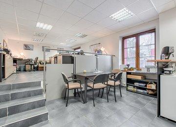 Pronájem kanceláře 41 m² na ul. Keltičkova, Slezská Ostrava
