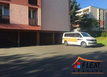 Pronájem garáže na ul. 1. českosl. arm. sboru, Ostrava- Poruba o velikosti 12 m²