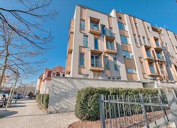 Pronájem moderního bytu 3+kk s terasou v novostavbě, os. vl., 105 m², Moravská Ostrava, ul. Vítězná