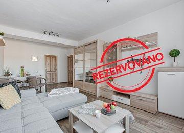 Pronájem zařízeného bytu 2+1, 55 m² ul. Stavební, Ostrava - Poruba