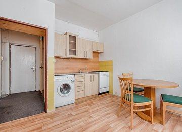 Dlouhodobý podnájem bytu o vel.1+1, 38m2, Ostrava - Zábřeh