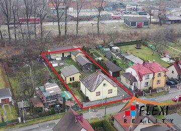 Prodej rodinného domu / budovy k podnikání, ul. Chamrádova, Ostrava - Kunčičky