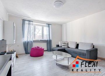 Prodej moderně zrekonstruovaného investičního bytu 2+1, 60m² na ul. Rudé Armády, Karviná - Mizerov