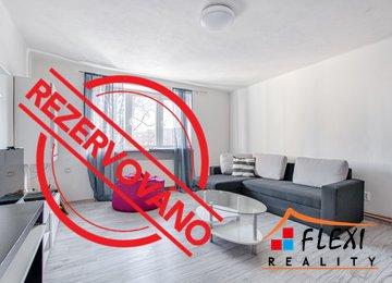 Prodej moderně zrekonstruovaného bytu v osobním vlastnictví 2+1, 60m² na ul. Rudé Armády, Karviná - Mizerov