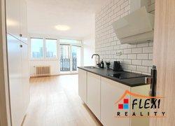 Pronájem zrekonstruovaného bytu 1+kk, lodžie, 21,4 m², ul. Ostravská, Frýdek-Místek