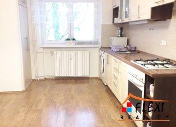 Pronájem zařízeného bytu 2+1/52 m2 na ul. Dvouletky, Ostrava - Hrabůvka