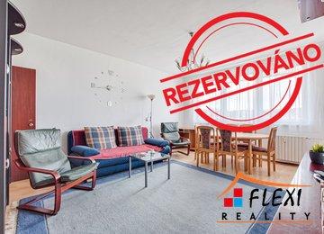 Pronájem bytu 3+1 72m² s balkónem na ul. Dr. Šavrdy, Ostrava - Bělský les