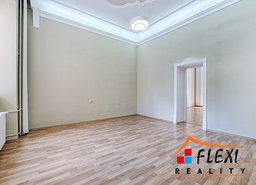 Pronájem zrekonstruovaných kancelářských prostor, 173 m2, Moravská Ostrava, ul. Sokolská třída