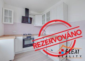 Pronájem moderně zrekonstruvaného bytu s lodžií 2+1, 54m² - Karviná - Mizerov, ul. Na Kopci