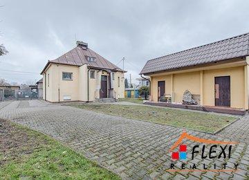 Prodej budovy k podnikání / bydlení, ul. Chamrádova, Ostrava - Kunčičky
