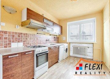 Prodej bytu 2+1 v os.vl., 56 m², ul. Puškinova, Frýdek-Místek