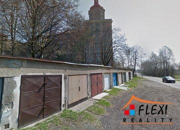 Pronájem garáže 19 m2, ul. Nad Porubkou - Ostrava - Poruba