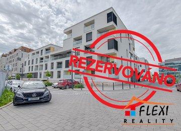 Pronájem bytu s terasou v novostavbě na ul. Na Prádle 2+kk, 75m²  - Ostrava - Moravská ostrava