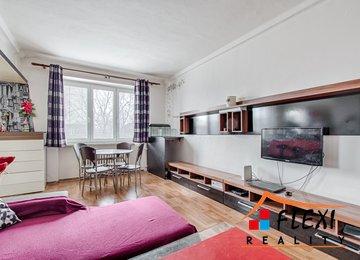 Pronájem zrekonstruovaného bytu v osob. vlast., 2+1, 55 m², ul. Jurkovičova, Karviná