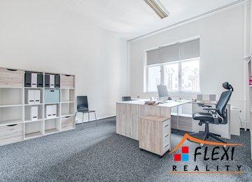Pronájem kanceláře 19 m² Na hradbách, Moravská Ostrava
