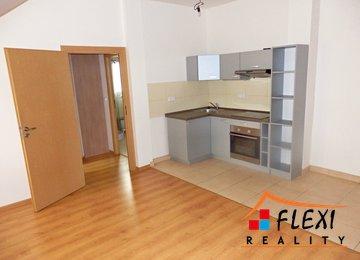 Pronájem podkrovního bytu 2+kk, 41,85 m², tř. T. G. Masaryka, Frýdek-Místek