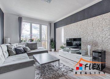 Prodej moderně zrekonstruovaného bytu 3+1 s balkónem, 67m² - Karviná - Ráj, ul. V Aleji