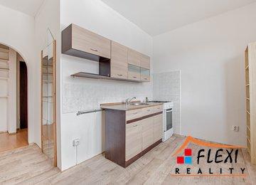 Pronájem bytu 1+1, 33,2 m², ul. Bezručova, Frýdlant nad Ostravicí