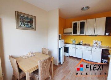 Pronájem zařízeného bytu 2+kk 60m² s komorou, Slezská Ostrava, ul. Na Baranovci