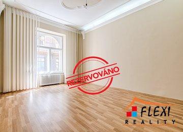 REZERVOVÁNO - Pronájem zrekonstruovaných kancelářských prostor, 87 m2, Moravská Ostrava, ul. Sokolská třída
