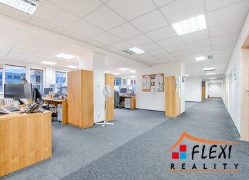 Pronájem zrekonstruovaných kancelářských prostor, 650 m², Moravská Ostrava a Přívoz, ul. Hrušovská