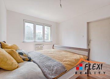 Pronájem bytu v os.vl. 2+1 s lodžií / 55m² - ul. Nedbalova, Karviná - Nové Město