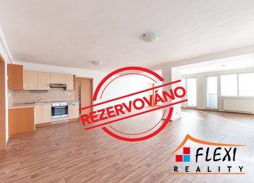 REZERVOVÁNO - Pronájem velkometrážního bytu 4+kk s lodžiemi, 170m², Moravská ostrava, ul. Hrušovská