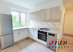 Pronájem zrekonstruovaného bytu 1+kk, 34,25 m², ul. Střelniční, Frýdek-Místek