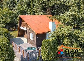 Prodej rekreační chaty u Žermanické přehrady, obec Soběšovice