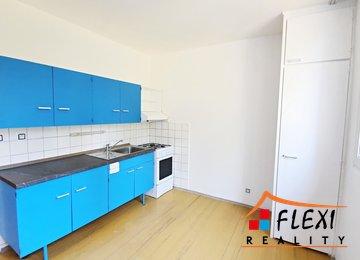 Pronájem bytu 1+1 s lodžií, 35,15 m², ul. Pionýrů, Frýdek-Místek