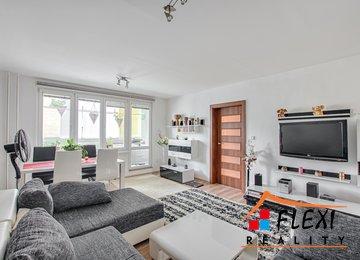 Prodej moderně zrekonstruovaného bytu s lodžií 3+1, 78m² - Havířov, ul. Moravská