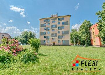 Prodej druž. bytu 3+1 s balkonem/61m² - ul. V Aleji, Karviná - Ráj