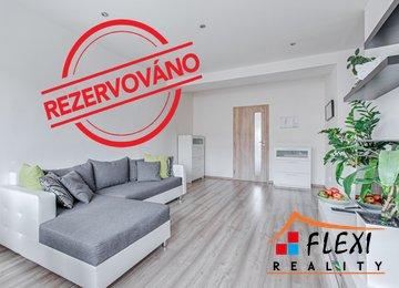 Dlouhodobý podnájem v bytě 2+1, 55m², s balkonem, ul. Kyjevská, Ostrava - Poruba