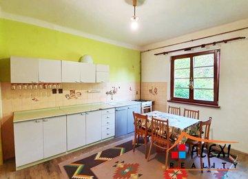 Pronájem nezařízeného bytu 1+1 se zahradou, 42,6 m², ul. Jaroslava Haška, Frýdek-Místek