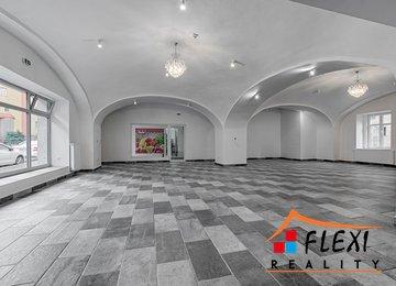 Pronájem obchodních prostor 177 m² ul. Otická, Opava - Předměstí