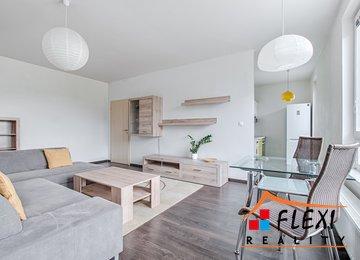 REZERVOVÁNO - Pronájem prostorného bytu 2+kk v novostavbě, os.vl., 70m², Moravská Ostrava, ul. Jantarová