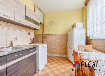 Prodej bytu 2+1 v os.vl., 57.86 m², ul. Frýdlantská, Frýdek-Místek