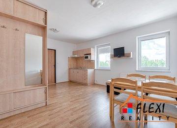 Pronájem zařízeného bytu 2+kk, 45 m², Mošnov