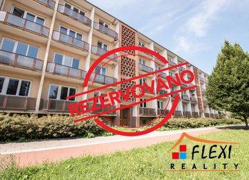 Prodej bytu  2+1 s balkónem v os.vl.,  54,5m², Olomouc - Nová Ulice, ul Foerstrova