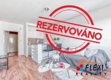 Prodej hezké 1+kk, 26m² - Český Těšín, ul. Ostravská